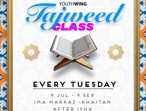 Tajweed Classes, Khaitan